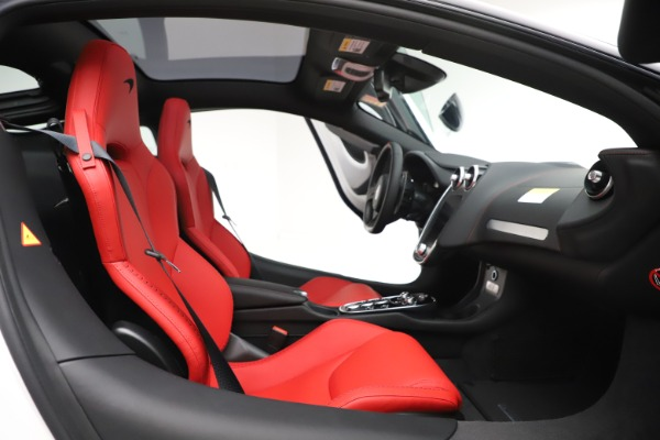 New 2020 McLaren GT Coupe for sale $257,242 at Pagani of Greenwich in Greenwich CT 06830 20