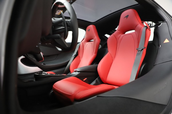 New 2020 McLaren GT Coupe for sale $257,242 at Pagani of Greenwich in Greenwich CT 06830 21