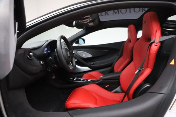 New 2020 McLaren GT Coupe for sale $257,242 at Pagani of Greenwich in Greenwich CT 06830 22