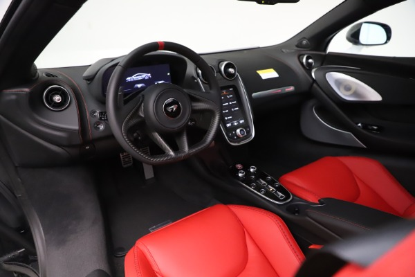 New 2020 McLaren GT Coupe for sale $257,242 at Pagani of Greenwich in Greenwich CT 06830 23