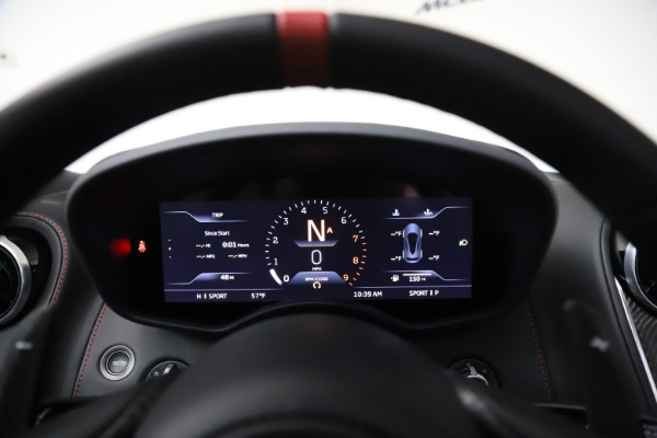 New 2020 McLaren GT Pioneer for sale $257,242 at Pagani of Greenwich in Greenwich CT 06830 27