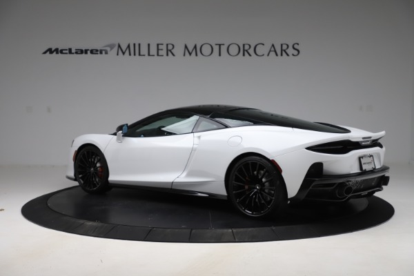 New 2020 McLaren GT Coupe for sale $257,242 at Pagani of Greenwich in Greenwich CT 06830 3