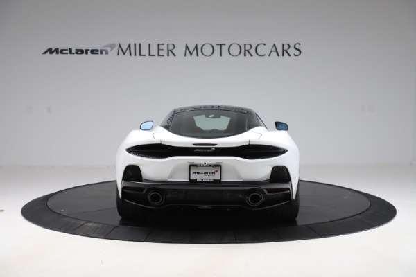 New 2020 McLaren GT Coupe for sale $257,242 at Pagani of Greenwich in Greenwich CT 06830 4