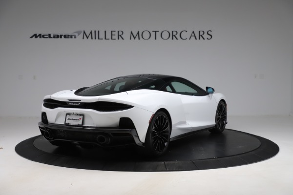New 2020 McLaren GT Coupe for sale $257,242 at Pagani of Greenwich in Greenwich CT 06830 5