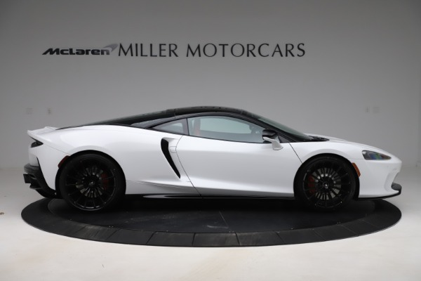 New 2020 McLaren GT Coupe for sale $257,242 at Pagani of Greenwich in Greenwich CT 06830 6