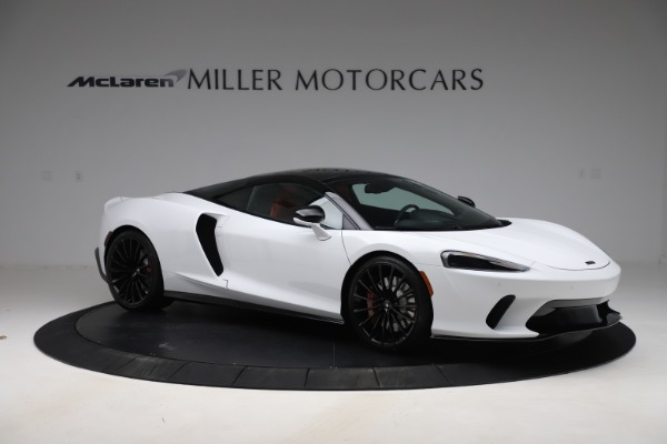 New 2020 McLaren GT Coupe for sale $257,242 at Pagani of Greenwich in Greenwich CT 06830 7