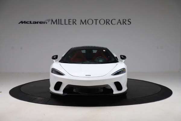 New 2020 McLaren GT Coupe for sale $257,242 at Pagani of Greenwich in Greenwich CT 06830 8