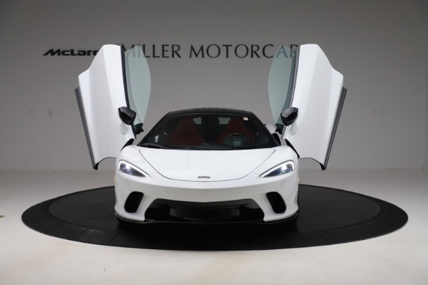 New 2020 McLaren GT Coupe for sale $257,242 at Pagani of Greenwich in Greenwich CT 06830 9