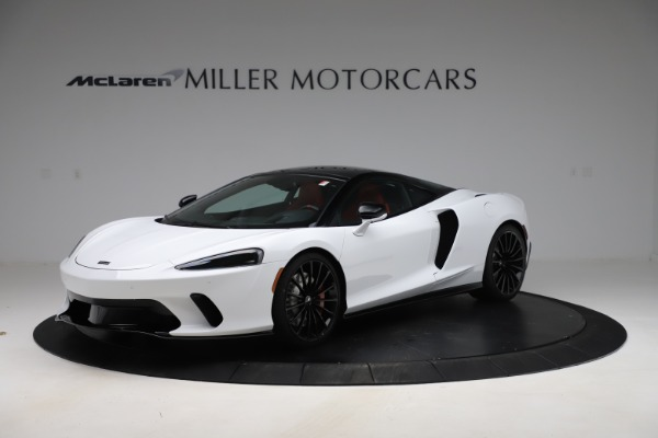 New 2020 McLaren GT Pioneer for sale $257,242 at Pagani of Greenwich in Greenwich CT 06830 1