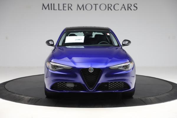 New 2020 Alfa Romeo Giulia Ti Q4 for sale $51,145 at Pagani of Greenwich in Greenwich CT 06830 12