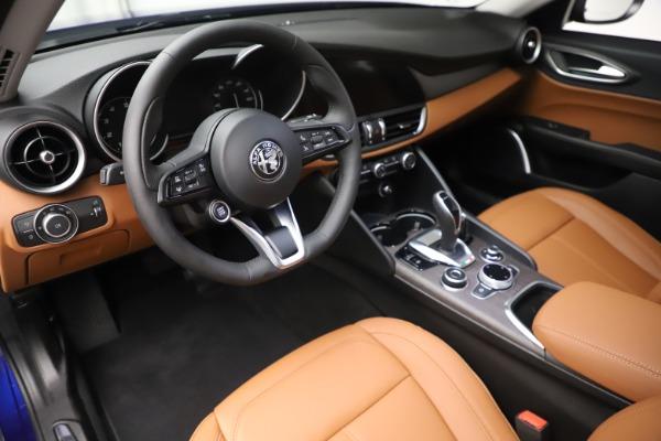 New 2020 Alfa Romeo Giulia Ti Q4 for sale $51,145 at Pagani of Greenwich in Greenwich CT 06830 13