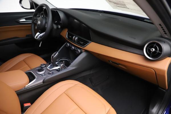 New 2020 Alfa Romeo Giulia Ti Q4 for sale $51,145 at Pagani of Greenwich in Greenwich CT 06830 22