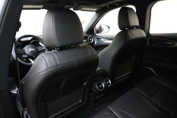 New 2020 Alfa Romeo Stelvio Ti Sport Q4 for sale $55,345 at Pagani of Greenwich in Greenwich CT 06830 20