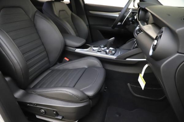 New 2020 Alfa Romeo Stelvio Ti Sport Q4 for sale $55,345 at Pagani of Greenwich in Greenwich CT 06830 24