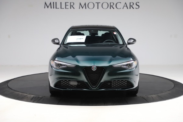 New 2020 Alfa Romeo Giulia Ti Q4 for sale $48,545 at Pagani of Greenwich in Greenwich CT 06830 12