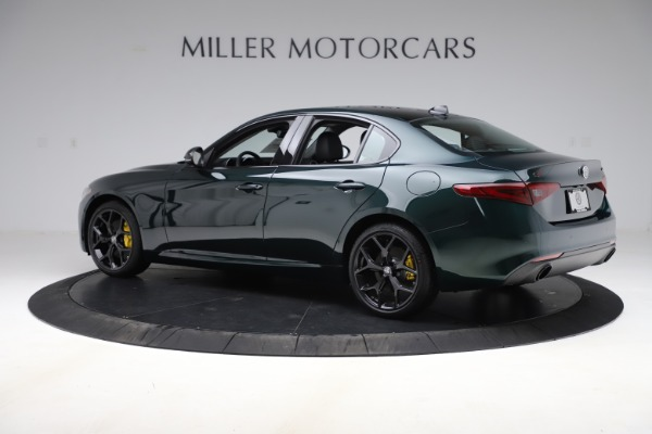 New 2020 Alfa Romeo Giulia Ti Q4 for sale $48,545 at Pagani of Greenwich in Greenwich CT 06830 4