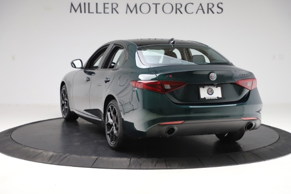 New 2020 Alfa Romeo Giulia Ti Q4 for sale $48,545 at Pagani of Greenwich in Greenwich CT 06830 5