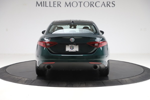 New 2020 Alfa Romeo Giulia Ti Q4 for sale $48,545 at Pagani of Greenwich in Greenwich CT 06830 6