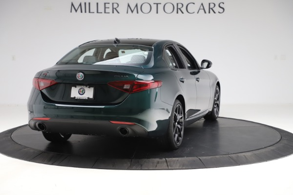 New 2020 Alfa Romeo Giulia Ti Q4 for sale $48,545 at Pagani of Greenwich in Greenwich CT 06830 7