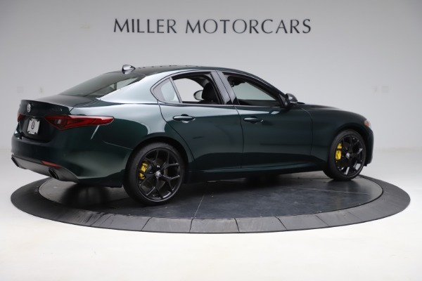 New 2020 Alfa Romeo Giulia Ti Q4 for sale $48,545 at Pagani of Greenwich in Greenwich CT 06830 8