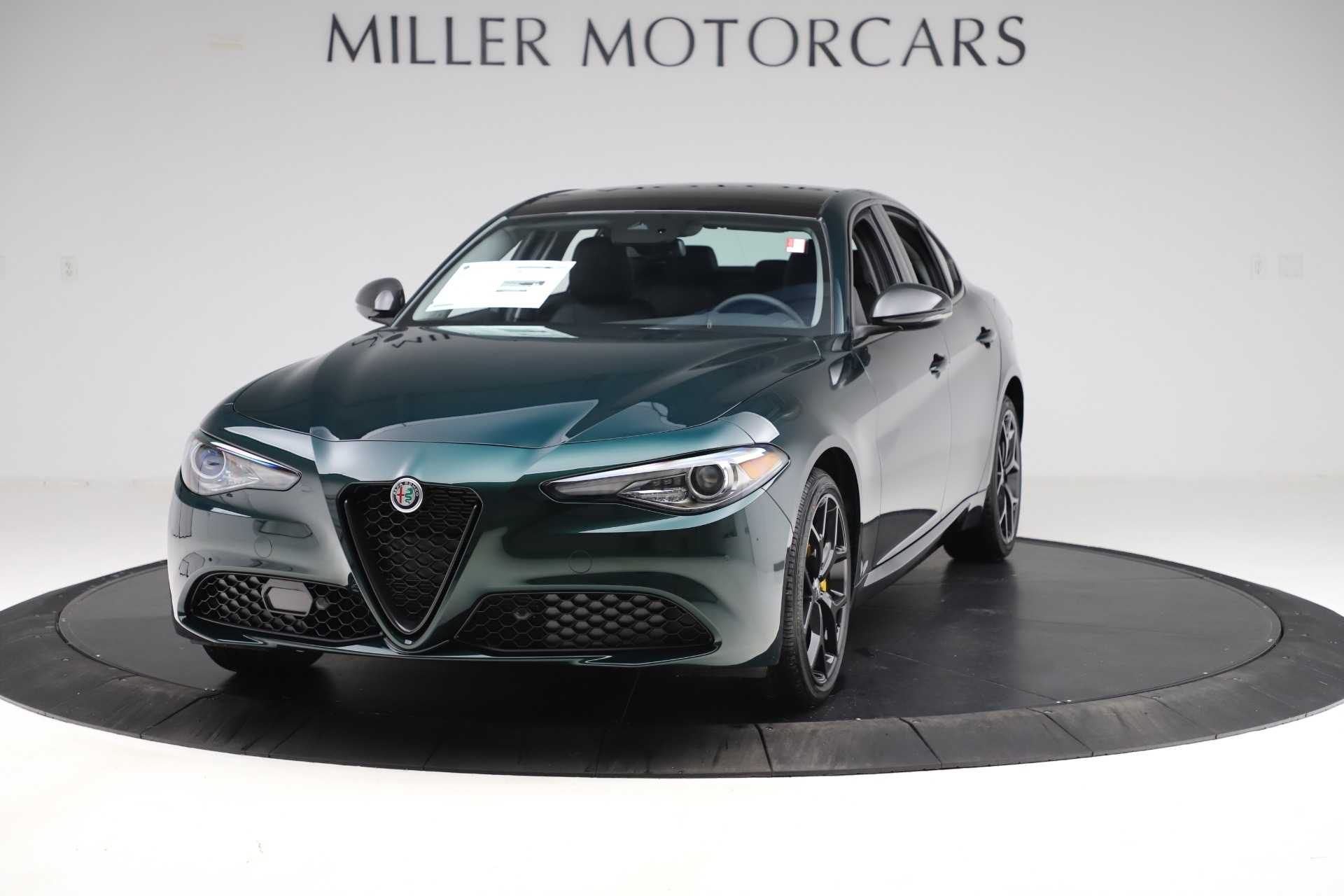New 2020 Alfa Romeo Giulia Ti Q4 for sale $48,545 at Pagani of Greenwich in Greenwich CT 06830 1
