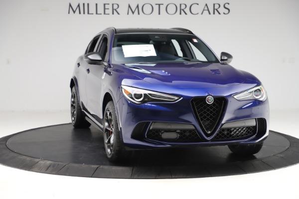 New 2020 Alfa Romeo Stelvio Quadrifoglio for sale Sold at Pagani of Greenwich in Greenwich CT 06830 11