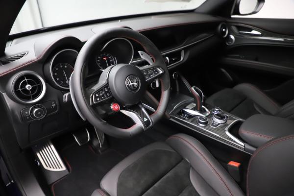 New 2020 Alfa Romeo Stelvio Quadrifoglio for sale Sold at Pagani of Greenwich in Greenwich CT 06830 13