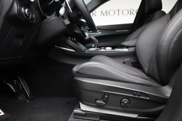 New 2020 Alfa Romeo Stelvio Quadrifoglio for sale Sold at Pagani of Greenwich in Greenwich CT 06830 14