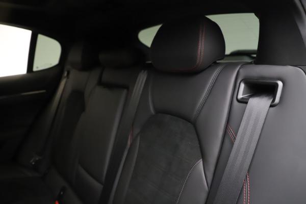 New 2020 Alfa Romeo Stelvio Quadrifoglio for sale Sold at Pagani of Greenwich in Greenwich CT 06830 18