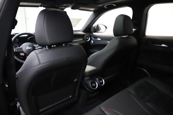 New 2020 Alfa Romeo Stelvio Quadrifoglio for sale Sold at Pagani of Greenwich in Greenwich CT 06830 20