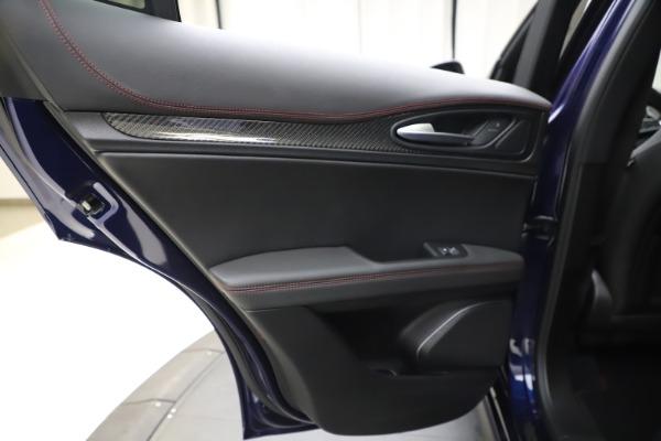 New 2020 Alfa Romeo Stelvio Quadrifoglio for sale Sold at Pagani of Greenwich in Greenwich CT 06830 21