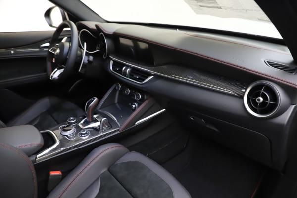 New 2020 Alfa Romeo Stelvio Quadrifoglio for sale Sold at Pagani of Greenwich in Greenwich CT 06830 22