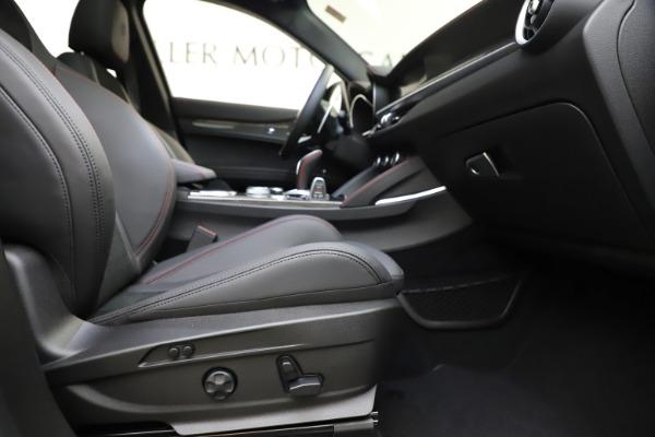 New 2020 Alfa Romeo Stelvio Quadrifoglio for sale Sold at Pagani of Greenwich in Greenwich CT 06830 23
