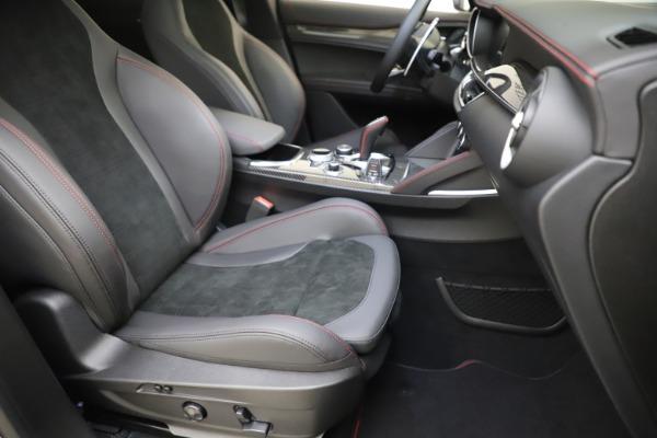 New 2020 Alfa Romeo Stelvio Quadrifoglio for sale Sold at Pagani of Greenwich in Greenwich CT 06830 24