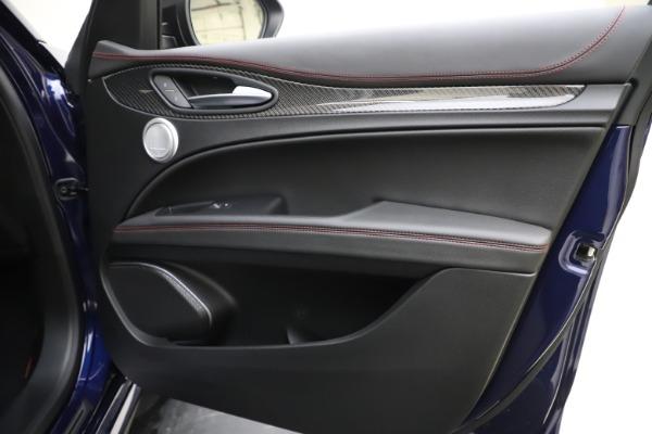 New 2020 Alfa Romeo Stelvio Quadrifoglio for sale Sold at Pagani of Greenwich in Greenwich CT 06830 25