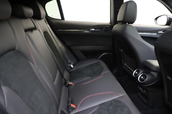 New 2020 Alfa Romeo Stelvio Quadrifoglio for sale Sold at Pagani of Greenwich in Greenwich CT 06830 27