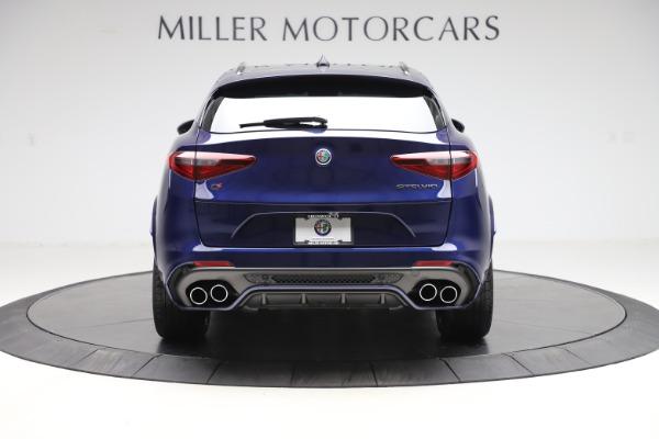 New 2020 Alfa Romeo Stelvio Quadrifoglio for sale Sold at Pagani of Greenwich in Greenwich CT 06830 6
