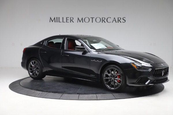 New 2020 Maserati Ghibli S Q4 GranSport for sale Sold at Pagani of Greenwich in Greenwich CT 06830 10