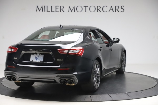 New 2020 Maserati Ghibli S Q4 GranSport for sale Sold at Pagani of Greenwich in Greenwich CT 06830 7