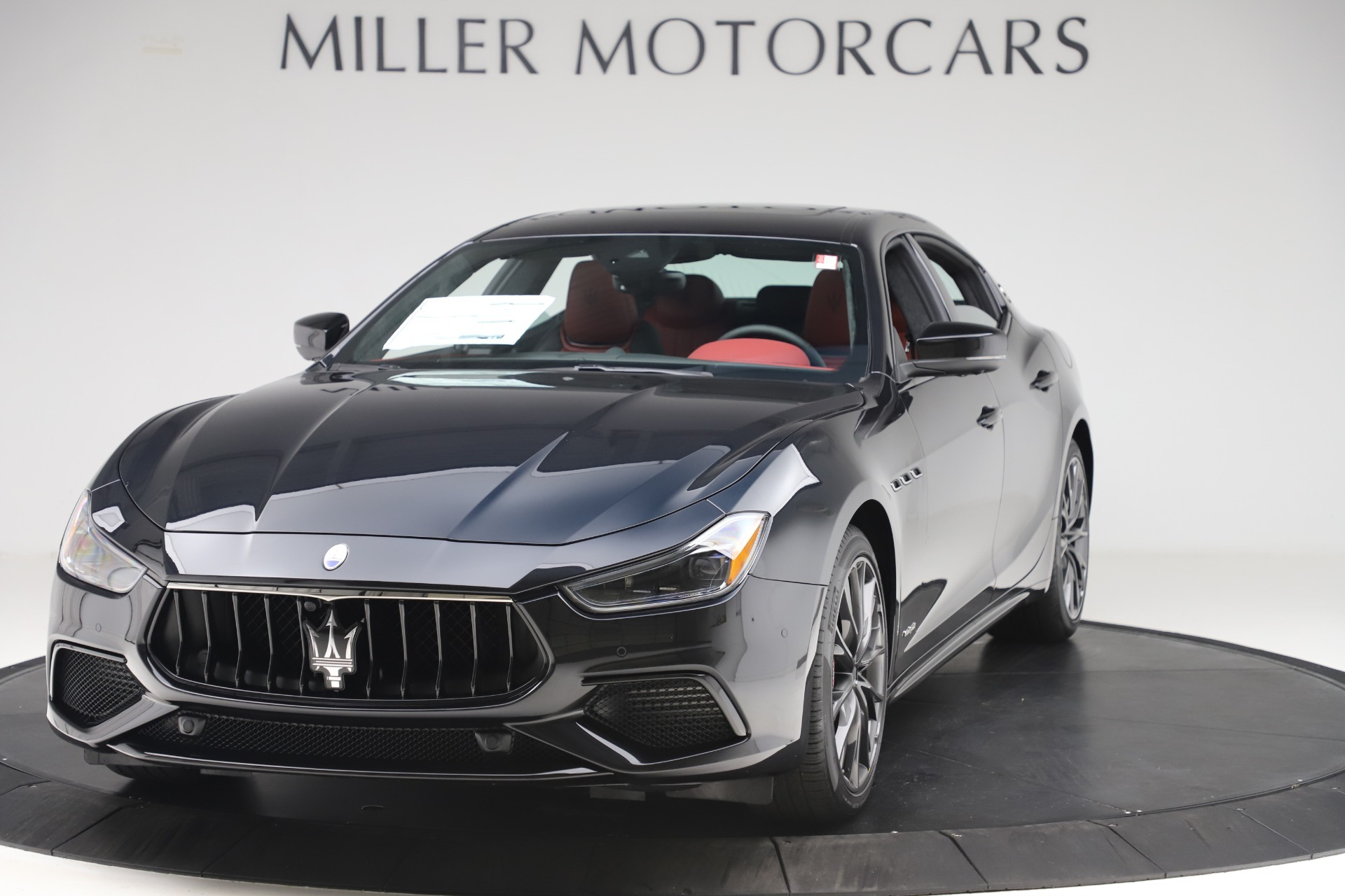 New 2020 Maserati Ghibli S Q4 GranSport for sale Sold at Pagani of Greenwich in Greenwich CT 06830 1