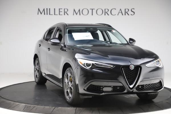 New 2020 Alfa Romeo Stelvio Sport Q4 for sale $49,695 at Pagani of Greenwich in Greenwich CT 06830 11