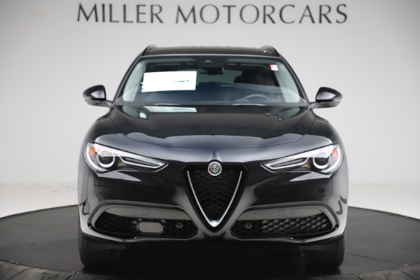 New 2020 Alfa Romeo Stelvio Sport Q4 for sale $49,695 at Pagani of Greenwich in Greenwich CT 06830 12