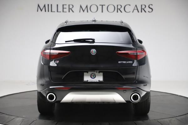 New 2020 Alfa Romeo Stelvio Sport Q4 for sale $49,695 at Pagani of Greenwich in Greenwich CT 06830 6