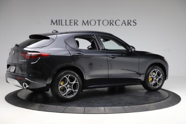 New 2020 Alfa Romeo Stelvio Sport Q4 for sale $49,695 at Pagani of Greenwich in Greenwich CT 06830 8