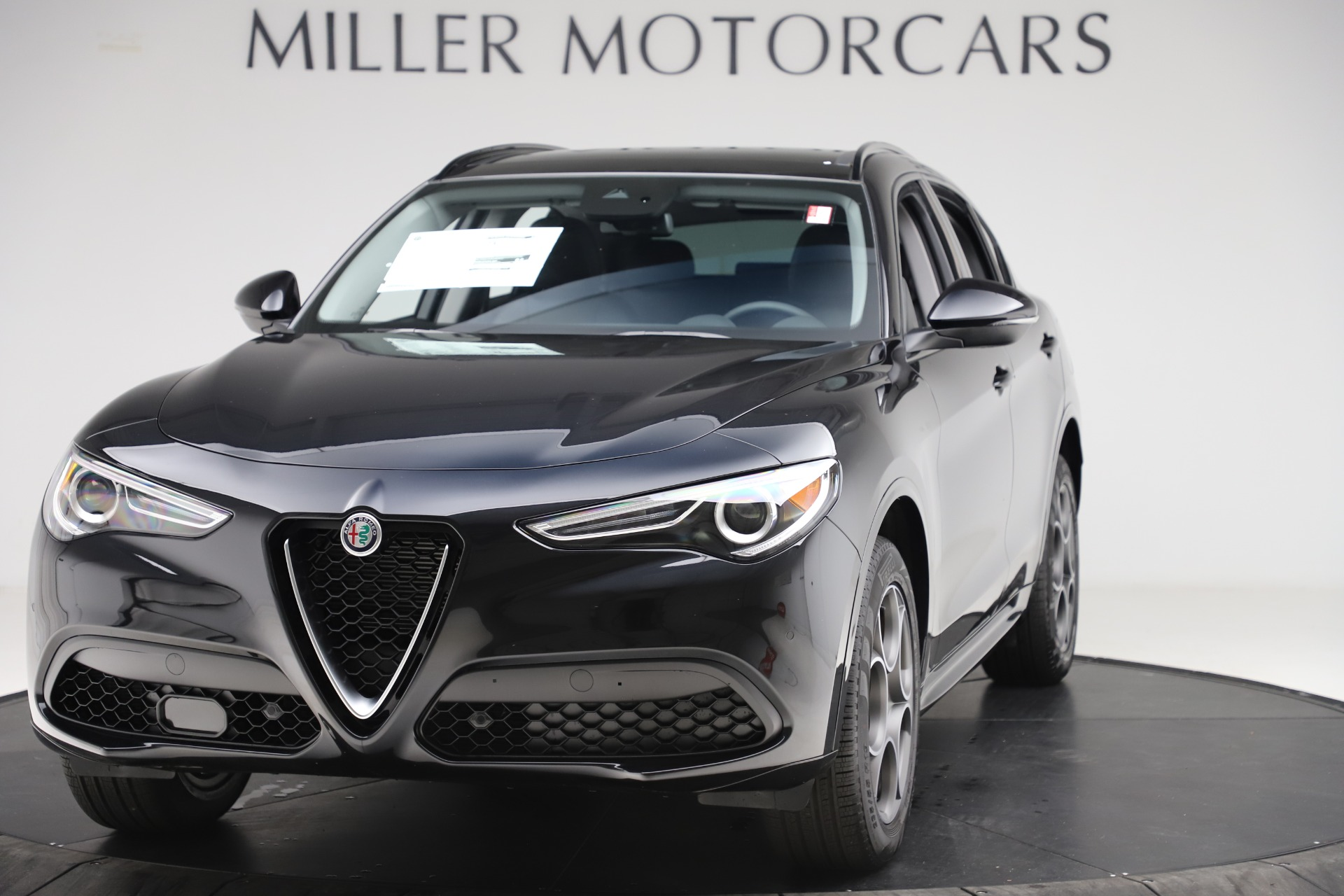 New 2020 Alfa Romeo Stelvio Sport Q4 for sale Sold at Pagani of Greenwich in Greenwich CT 06830 1