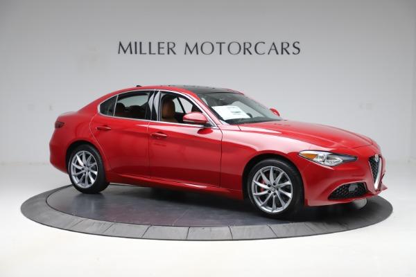 New 2020 Alfa Romeo Giulia Q4 for sale $46,395 at Pagani of Greenwich in Greenwich CT 06830 10