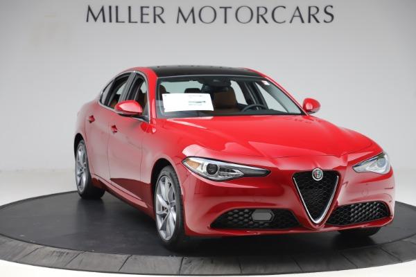 New 2020 Alfa Romeo Giulia Q4 for sale $46,395 at Pagani of Greenwich in Greenwich CT 06830 11