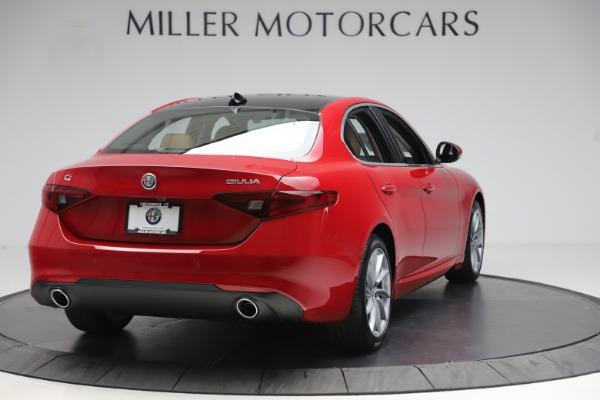 New 2020 Alfa Romeo Giulia Q4 for sale $46,395 at Pagani of Greenwich in Greenwich CT 06830 7