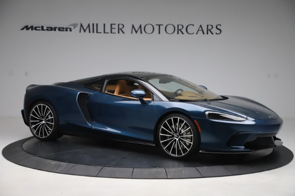 New 2020 McLaren GT Luxe for sale $236,675 at Pagani of Greenwich in Greenwich CT 06830 10