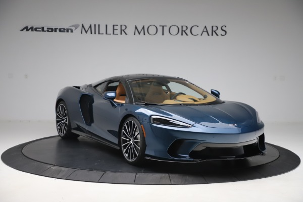 New 2020 McLaren GT Coupe for sale $236,675 at Pagani of Greenwich in Greenwich CT 06830 11